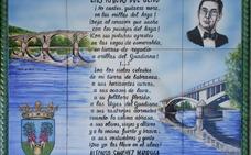 Música y poesía en el homenaje al poeta Alfonso Sánchez Madruga en Montijo