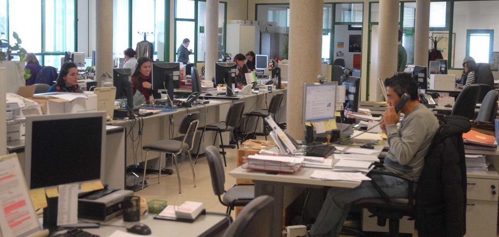 Más de 200 empleados públicos solicitan una plaza de teletrabajo