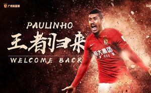 Paulinho deja el Barça y vuelve a China