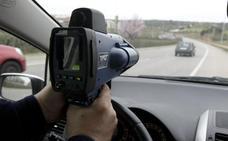 El carné por puntos acarreó sanciones a casi 92.000 conductores en Cáceres