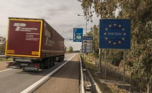 El transporte extremeño por carretera creció el 7% gracias a Andalucía y Portugal