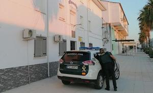 Dos detenidos por reiterados hurtos de joyas en tres domicilios de Arroyo de San Serván