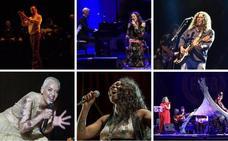 El Festival de Flamenco y Fado Badajoz finaliza la edición de 2018 con casi 4.500 espectadores