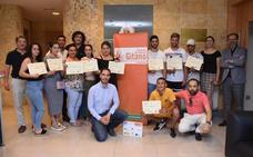 Un diploma para luchar contra la exclusión en Badajoz