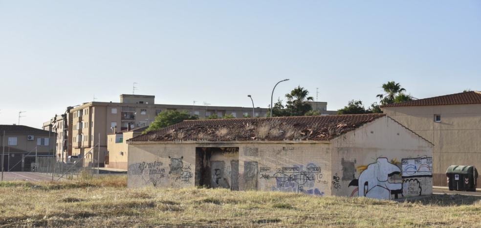 La barriada de Llera de Badajoz tendrá su centro de mayores antes de que acabe el año