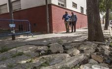 El Ayuntamiento de Badajoz renovará los acerados de Suerte de Saavedra