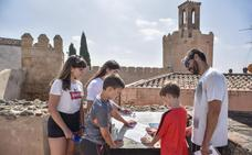 Juega en la Alcazaba de Badajoz