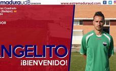 Angelito, entrenador del Extremadura B
