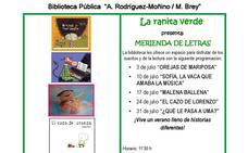 Cuentos en la Biblioteca Pública de Cáceres