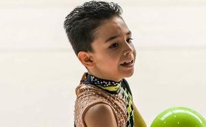 Matías Romero, primer niño extremeño campeón de España
