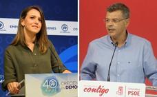 El PSOE sobre Morales: «El PP ha creado un monstruo que ahora va contra ellos»