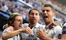 Ramos: «Los madridistas te recordaremos siempre»