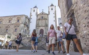 Extremadura busca alcanzar los dos millones de viajeros y cuatro millones de pernoctaciones turísticas