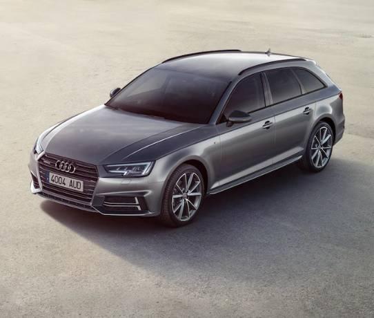 Centrowagen presenta un 30% de descuento en todos los modelos Audi en stock