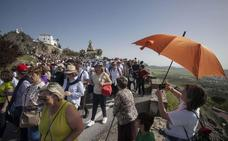 La bajada de la Virgen de la Montaña de Cáceres es declarada de Interés Turístico Regional