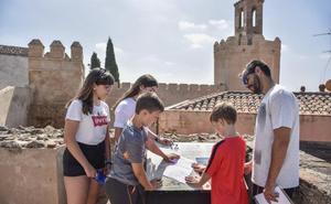 Aprender la historia de Badajoz jugando