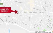 Herida una mujer de 42 años tras ser atropellada en Don Benito