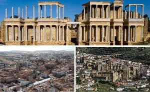 La agencia AP ensalza Extremadura y la califica como «la joya de España»