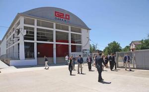 Cáceres promueve un convenio para el Centro Europeo de Empresas e Innovación