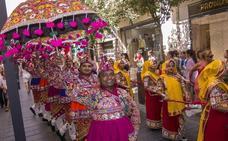 Badajoz, Argentina y Eslovaquia inauguran el festival folclórico