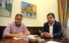 Osuna acusa a la Junta de no cumplir sus compromisos con Mérida