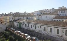 Presentan un proyecto para 28 viviendas y aparcamiento en la antigua comandancia