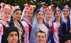 El 39º Festival Folclórico Internacional de Extremadura