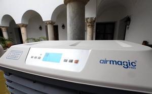 Airmagic, líder en climatizar espacios exteriores con un sistema cien por cien ecológico y efectivo