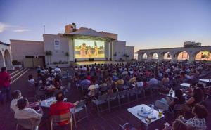 El ciclo de cine de verano de Badajoz regresará a la terraza del López de Ayala con 12 proyecciones