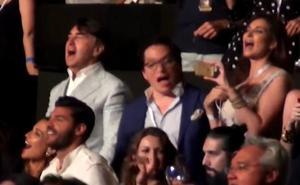 Rostros conocidos en el concierto de Luis Miguel en Marbella