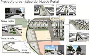 Los promotores del parque del Ferial de Cáceres quieren adelantar el proyecto