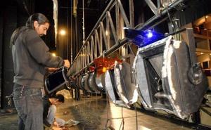 GES busca en la región 60 técnicos para montaje de aerogeneradores