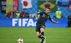 Lucas Hernández tomó con Francia la decisión ganadora
