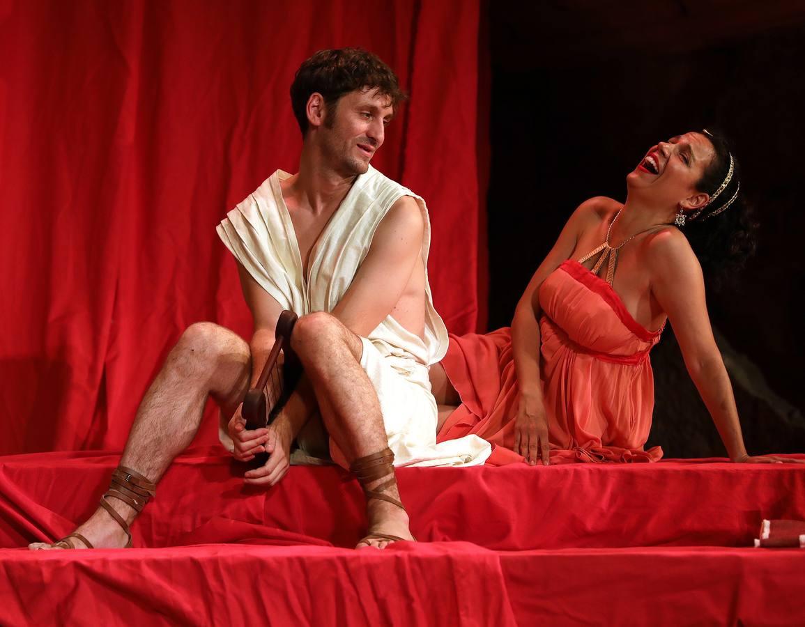 El abuso de poder, la lujuria y el drama salpican al 'Nerón' más artista en su estreno en Mérida