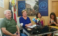 El PP de Don Benito califica como «nefastos» los tres años de legislatura socialista