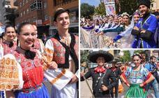 Badajoz rebosa música y color
