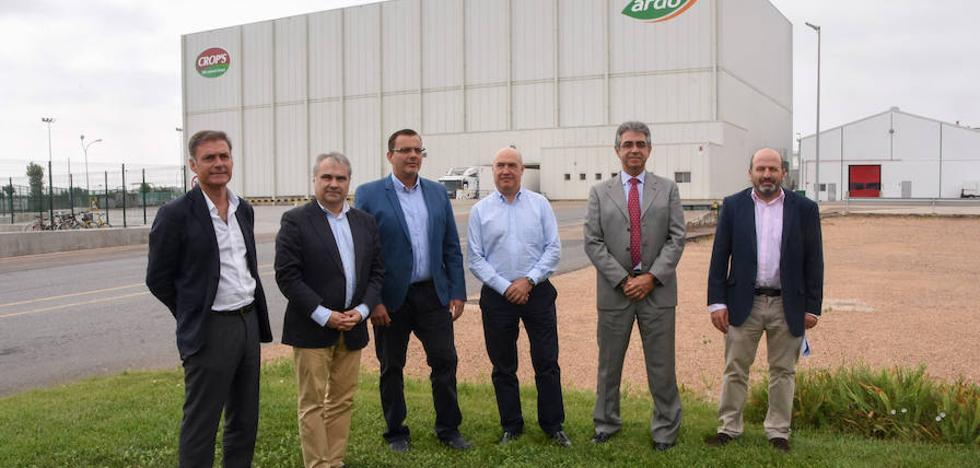 Monliz urge a que la Junta cumpla con el tren y los plazos de la plataforma logística de Badajoz