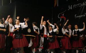 Bielorrusia, Azerbaiyán y Fregenal, en el festival de folclore en Badajoz