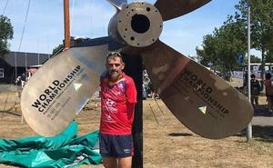 Kini Carrasco, oro en el Mundial de actuatlón de Dinamarca