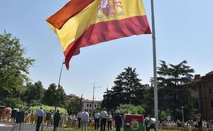 Bruselas respalda que la bandera gigante de Plasencia se pague con fondos europeos