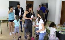 Una treintena de menores asisten al Espacio Saludable en Villanueva