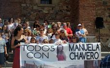 Emilia Chavero: «El calor de los vecinos de Monesterio me sirve para luchar por mi hermana»
