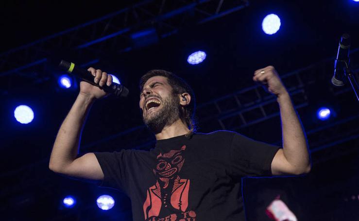 Estopa y Carlos Jean reúnen a 9.000 personas en el Everlife Festival