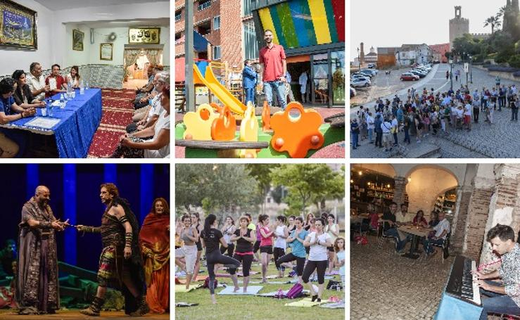 Badajoz está llena de gente buena