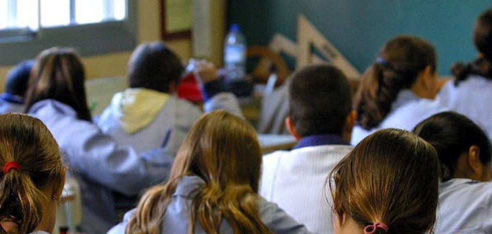 Educación recomienda la supresión de cuatro unidades concertadas