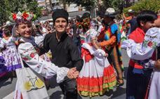 El Festival de Folclore invita a los pacenses a bailar