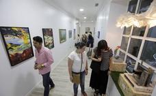 Exposición del colectivo Arte16 en el Espacio Belleartes