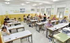 Un total de 145 opositores de FP repetirán sus exámenes en las próximas 48 horas