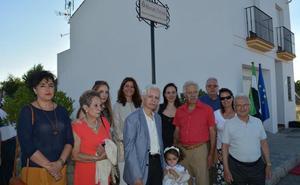 Manuel Parralo Dorado ya tiene una calle con su nombre