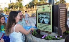 Millanes homenajea a las mujeres que lavaron en las charcas
